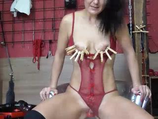 Private cam show video of MistressMonick